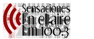 100.3 FM SENSACIONES EN EL AIRE